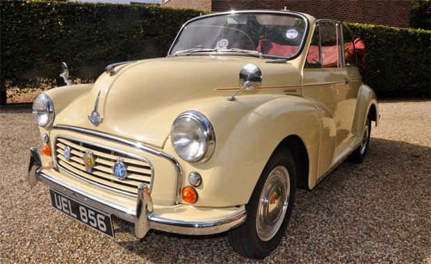 Morris minor convertible for sale low mileage original rare for Classic american convertibles for sale