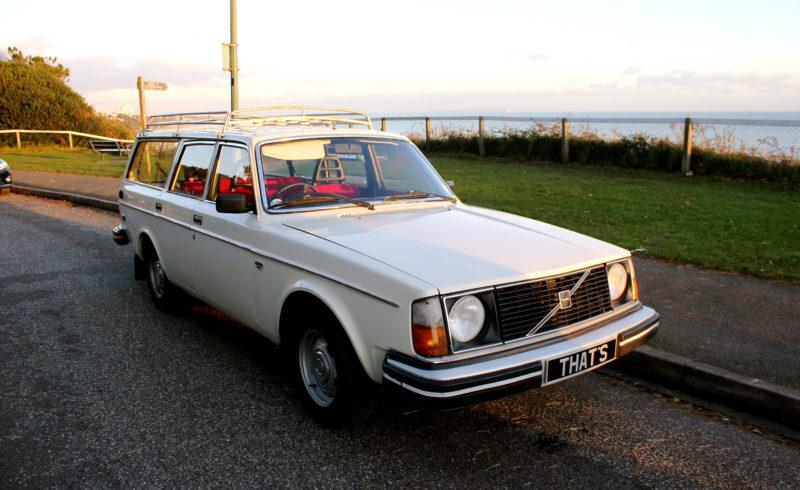 Classic Volvo Estate Cars For Sale