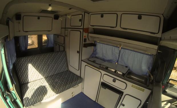 Mercedes MB100 Diesel Campervan